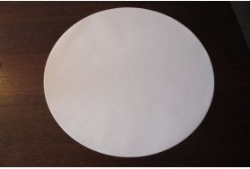 Nappes rondes extra-blanches par 1000