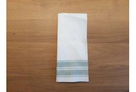 Visco-Lin Torchon Vert par 600