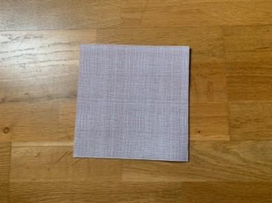 pliage pochette à couvert 1