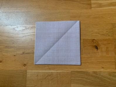 pliage pochette à couvert 2