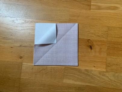 pliage pochette à couvert 3