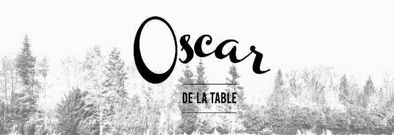 Oscar de la Table